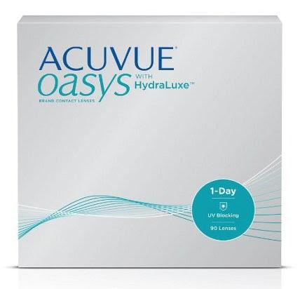 nuovi prodotti per dettagli per prestazione affidabile Acuvue Oasys 1-Day (90 lenti)